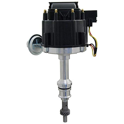 New HEI Distributor Fits Ford 351W 5.8 V8 SBF Direct Fit HEI Replacement