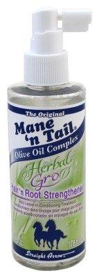 Mane N Tail Herbal Gro Hair 'N' Root Strengthener 6oz (2 Pack)