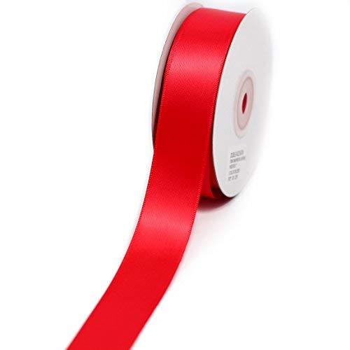- Midi Ribbon Double Faced Satin Ribbon - 1