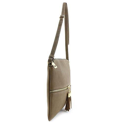 Deluxity Женская сумочка Lightweight Medium Crossbody