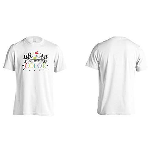 Leben Ist Kunst Herren T-Shirt n173m