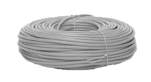 Electraline 15062 N07V-K Cavo Unipolare, Sezione 1x1 mm, Lunghezza 25 m, Grigio