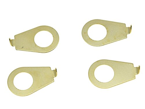 Dopro Set of 4 Gold LP Guitar Knobs Pointer Plate Knob Indicator for Epiphone LP Les Paul