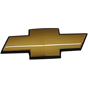 Genuine GM 22830014 Grille Emblem, Front