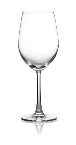 Pure and Simple Sip Cabernet Wine Glass, 14.4-Ounce, Set of 4 - Lancaster Colony Clear Glass