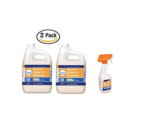Professional Fabric Refresher Deep Penetrating, 5X Concentrate, 1gal 2pack + Deep Penetrating Fabric Refresher Refill 1pcs (Case of 3) by my fabric (Image #2)