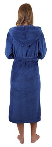 M XXL microfibra blu colori navy antracite con grigio bordeaux taglie di BETZ rosso unisex blu bianco e Dimensione Accappatoio S marino cappuccio 8CwqxFHE