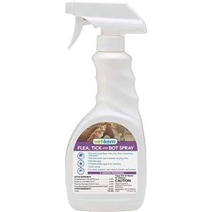 Vet-Kem Ovitrol Plus Flea, Tick and Bot Spray for Pets, 16-Ounce 3