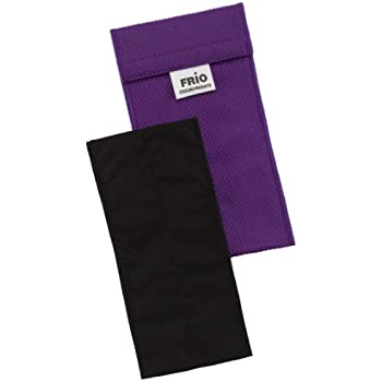 FRIO Insulin Cooling Case Duo Wallet, Purple