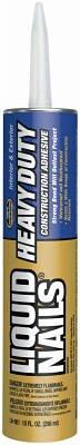 Liquid Nails Heavy-Duty Construction Adhesive (Liquid Nails Heavy Duty)