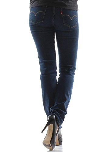 Levis Jeans Women 712 SLIM 18884-0093 City Blues, Hosengröße:31/34