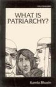 What Is Patriarchy? (Kali primaries)