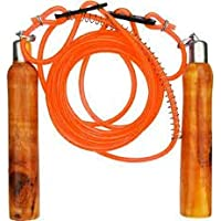 Rjkart Skipping Rope in Wooden Handle