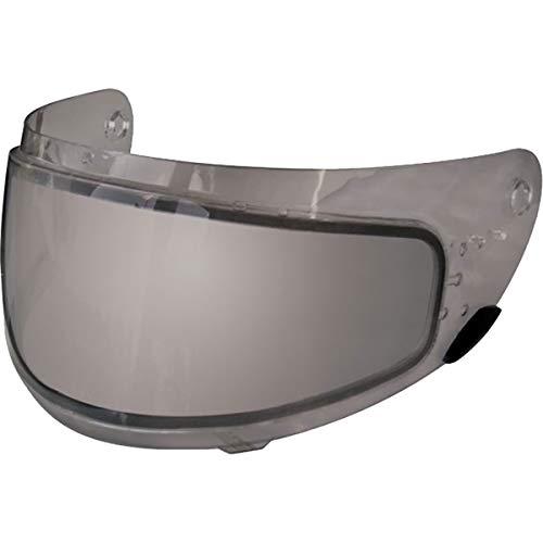 (Bell Click Release Double Shield Snowmobile Helmet Accessories - Dark Silver Iridium/One Size)