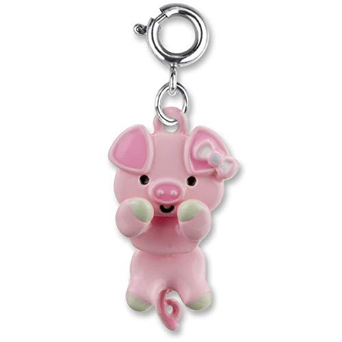 - Charm It! Swivel Pig Charm