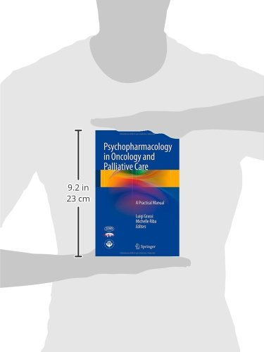 Psychopharmacology in Oncology and Palliative Care: A Practical Manual
