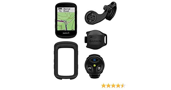 Garmin Edge 530 MTB GPS Mano Ciclismo Unisex Adulto, Negro(Negro ...