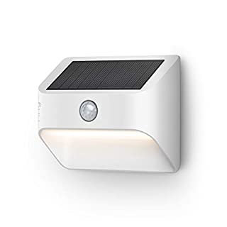 Introducing Ring Solar Steplight – Outdoor Motion-Sensor Security Light, White (Ring Bridge required)