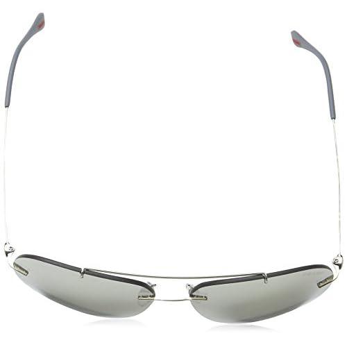 201e033558 Prada Linea Rossa Red Feather, Gafas de Sol para Hombre El servicio durable