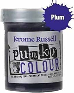 jerome russell punky colour plum - Punky Color