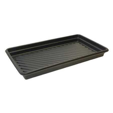 Spill Tray, 4-3/4 In. H, 24 In. L, 48 In. W