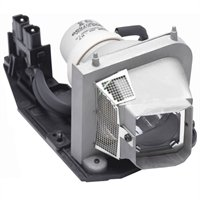 New Genuine Dell 1209S 1409X 1609Wx 1510X 1610Hd Fpr 225 Watt Projector Lamp Bulb W Housing Gy861 78J96 078J96