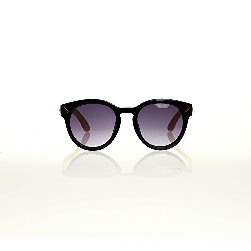 a3f994ff38 Chic Gafas de sol con cristales ahumados y montura bicolor by VencaStyle, NEGRO,UNICA