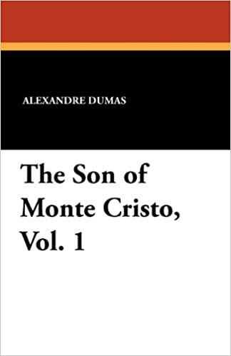Book The Son of Monte Cristo, Vol. 1