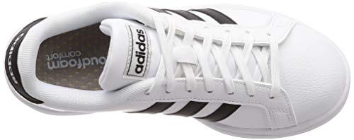 ftwbla Chaussures Fitness Grand noir De Court 000 Femme Adidas ftwbla negbás Blanc 8qHTwETx