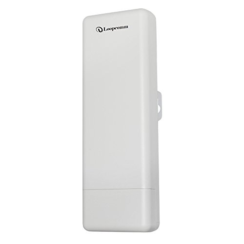 Loopcomm Outdoor 802.11b/g/n Wireless High Power CPE/AP/Router/Clint/Bridge/Repeater (LP-7316K) by Loopcomm (Image #6)'