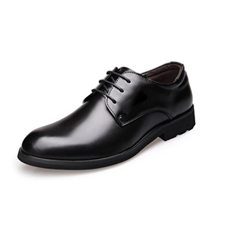 zmlsc Scarpe Casual da Uomo Business Soft Ribbon Round A Punta Primavera Autunno Estate Inverno Colore Canvas Sport Black