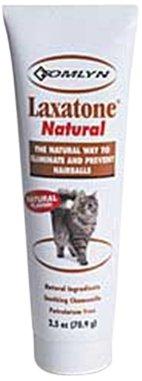 Tomlyn Natural Hairball Remedy (LaxatoneNatural) Gel Cats, 4.25 (Tomlyn Laxatone Lubricant)