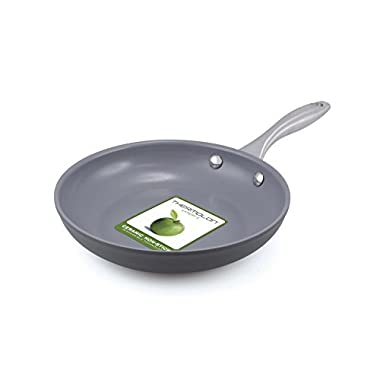 GreenPan Lima 8 Inch Hard Anodized Non-Stick Ceramic Fry Pan
