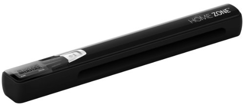 Home Zone EZSCAN400-BK Document Scanner by Home Zone