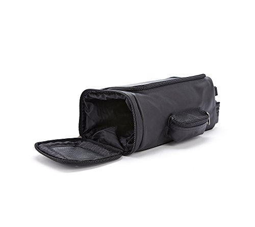 Royce Leather Luxury Travel Golf Shoe Bag Black by Royce Leather (Image #1)