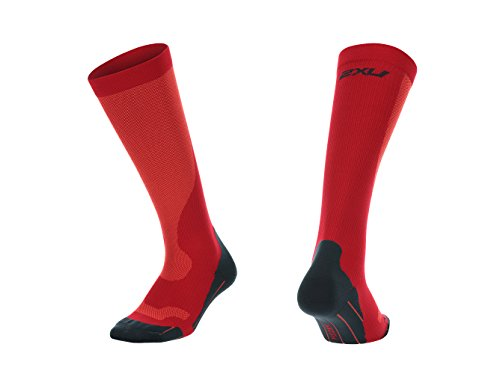 Homme U Performance nbsp;x Red Run De Chaussettes Orange Rio 2 sunburst Compression 0gxZw6Zq
