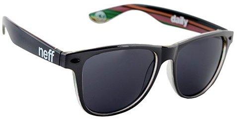 Neff Daily Shade Sunglasses Charcoal/Native, One - Daily Neff Sunglasses