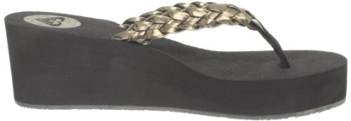 Roxy Tongs Bronze Femme pour Frauen US xqYdrqwT