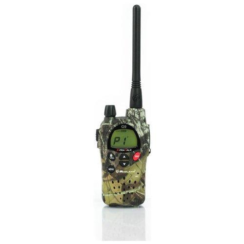 Midland G9 Plus Radio Dual Band, Camouflage CTE C923.12