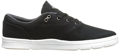 CHAUSSURES EMERICA THE REYNOLDS CRUISER LT BLACK WHITE