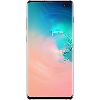 Samsung Galaxy Cellphone - S10+ Plus AT&T Factory Unlock (White, 512GB)