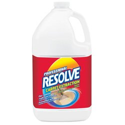 Professional Resolve Carpet Extraction, Traffic Lane Cleaner, Pretreatment Concentrate, Dilution, 1 Gallon (Case of 4) by Resolve