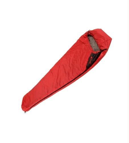 SnugPak Softie 3 Merlin Civilian Red RH Zip, Outdoor Stuffs