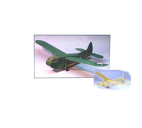 Waco CG-4A Kit , Free Flght Model - DUM321