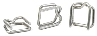 "PAC Strapping B-6A 3/4"" Wire Buckle"