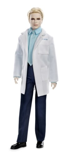 Barbie Collector The Twilight Saga: Breaking Dawn Part II Carlisle Doll -