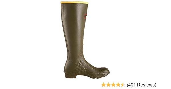 "017ae4b2a8f LaCrosse Men's Grange 18"" Hunting Boot"