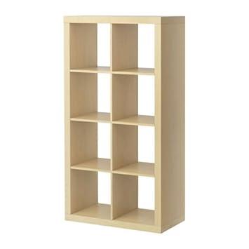 Amazon Com Ikea Expedit Bookcase Room Divider Cube Display
