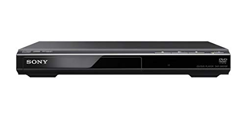 Sony DVPSR210P DVD Player