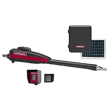 amazon com liftmaster la412pkgu 12vdc solar residential linear rh amazon com